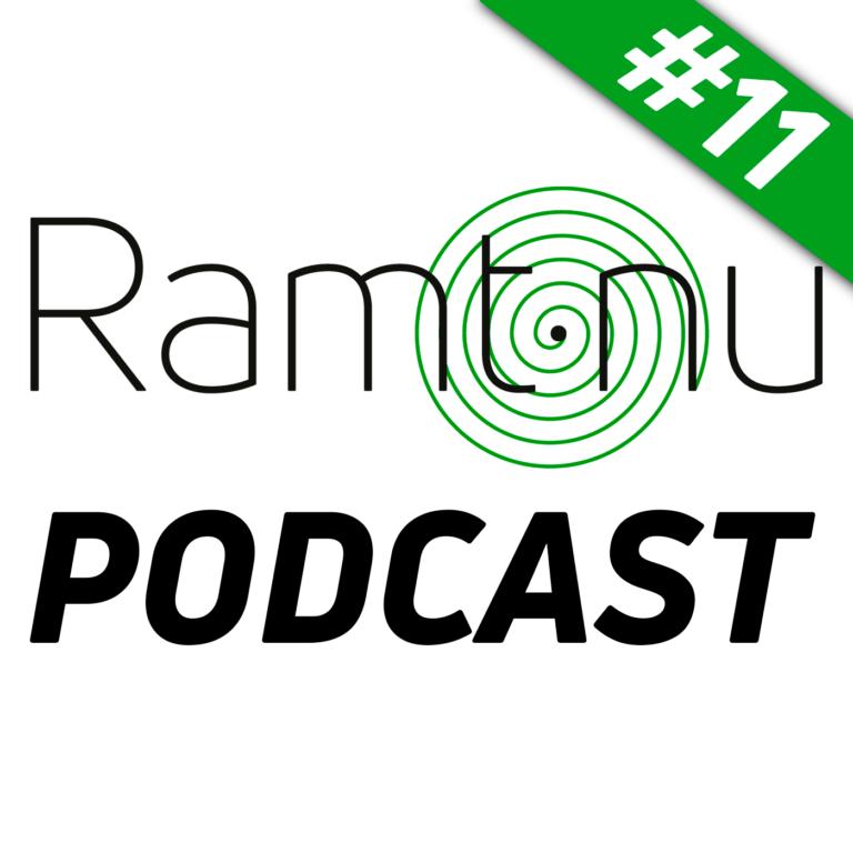 Ramt.nu Podcast #11 – Ingen arme, ingen småkager